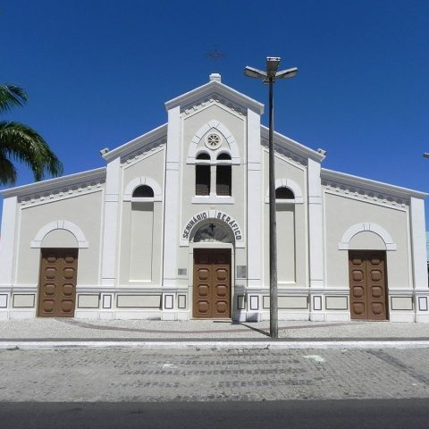 Moldura EPS Externa Decorativa Igreja Capuchinhas Fortaleza-CE